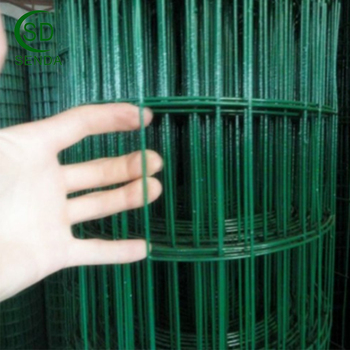 1 Inch Pvc Coaed Expanded Welded Wire Mesh