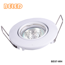 aluminum GU10/GU5.3 Ceiling lamp holder