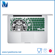 Custom Fashion Design Waterproof US Enter Silicone Keyboard Protector Cover