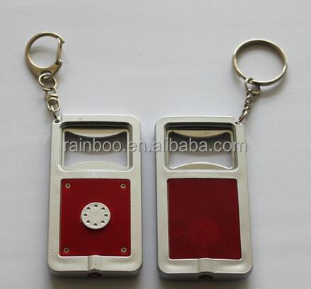 plastic led keychain with bottle opener led light keychain led keychain light buy led keychain. Black Bedroom Furniture Sets. Home Design Ideas