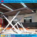 Indoor and outdoor hydraulic CE stationary scissor lift