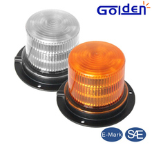 12v 24v waterproof warning LED strobe rotating fire alarm emergency warning light