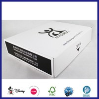 7 Ply Very Thick Strong Printing White Carton Box