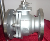 manual ball Valve for water treatment plant