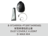 D-MAX 4X4 best quality 8-97349956-pt / 8973499560 dust cover C. V. Joint