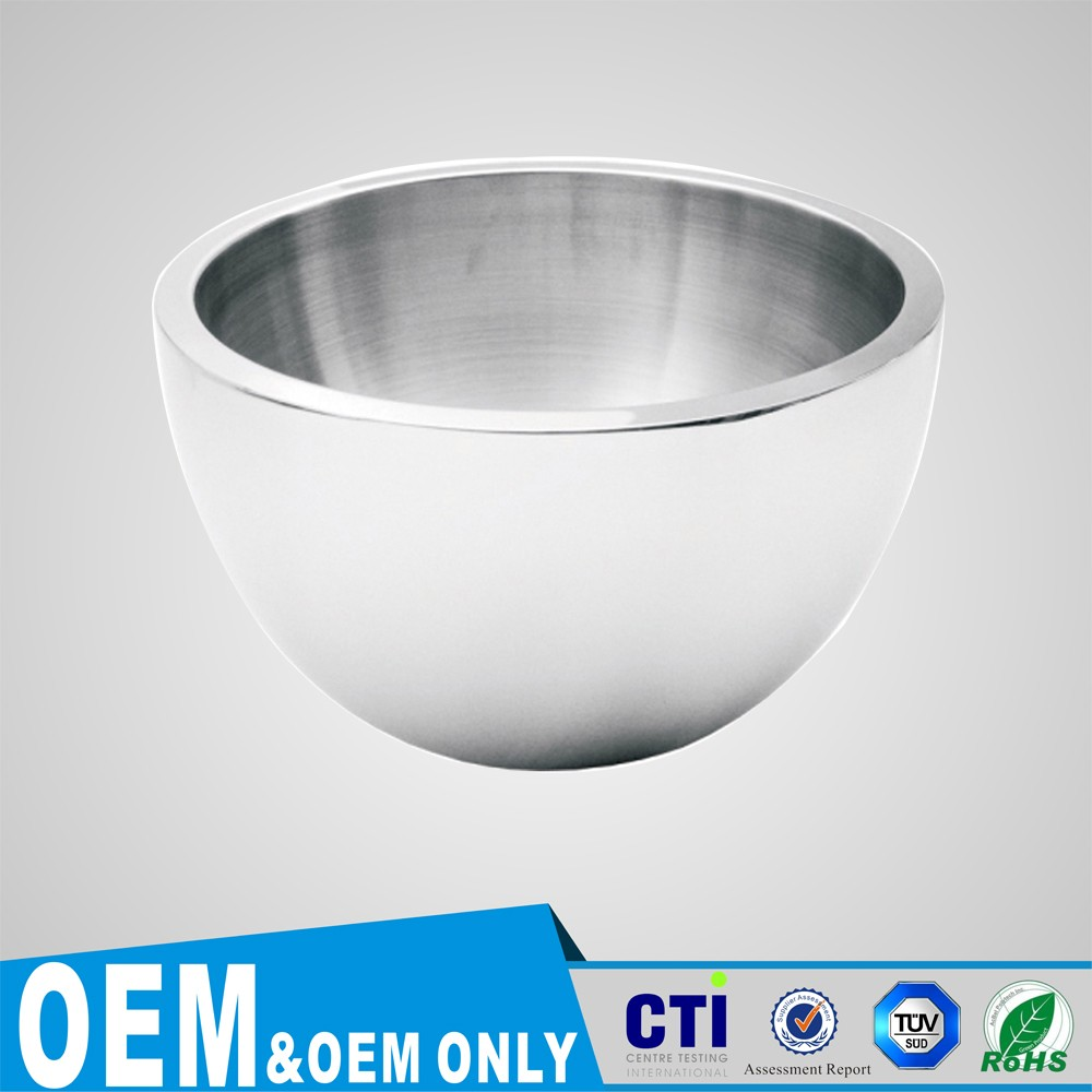 High Quality stainless steel bowl