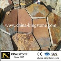 Low price cheap slate flooring tile different types