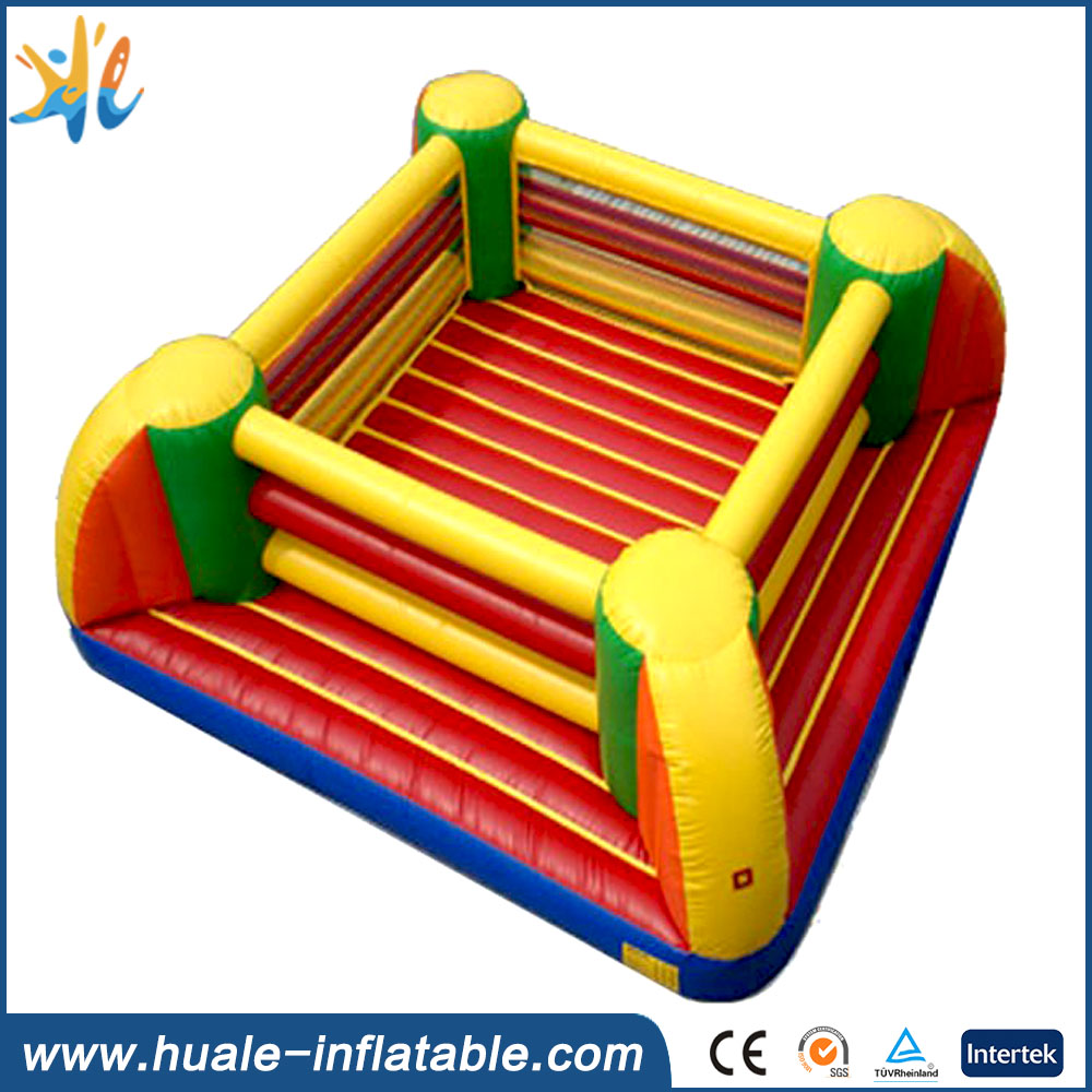 New design inflatable fighting boxing ring inflatable wrestling area