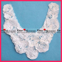Wholesale Price Fancy Led Lace Collar Neck Designs of Kurits For Dress WNL-949