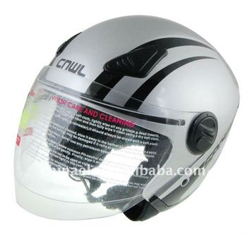 ECE open face helmet