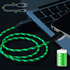 Led Light Up Micro Charger Cable