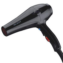 New 2017 Black High Power 2200W AC Motor Professional Salon Products Hair Dryer Secador De Cabelo ProfissionaiS Blow Dryer 220V