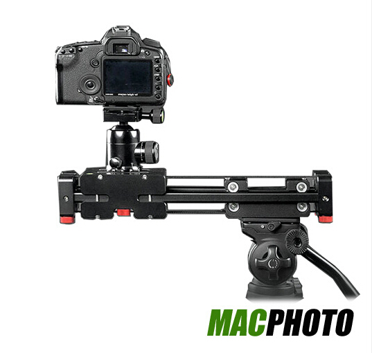 Portable Mini DSLR Video Camera Slider for professional photography
