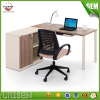 Environmental protection mfc panel office desk modern design furniture computer table