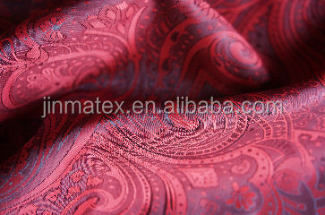 Ombre flowers polyester viscose lining fabric for suit garment