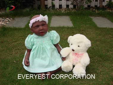 black pee reborn baby dolls/wholesale baby dolls for sale/anatomically correct baby dolls for sale