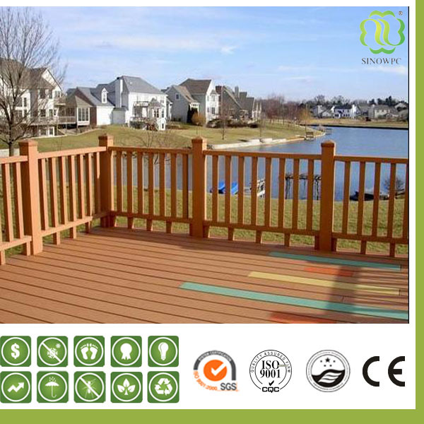 Cheap Plastic Fence/Dog Fence System/Cheap Wood Fence