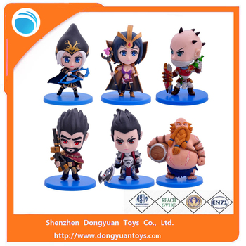 LOL League of Legends Statue Vinyl POP Little Models Action Figure