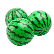 RUNYUAN Watermelon Ball Needle Kit Beach Summer Party,Air Fillable,Inflatable ball