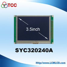 full color oled display 3.5inch tft lcd panel 320*240 RA8875 gate control board message display board