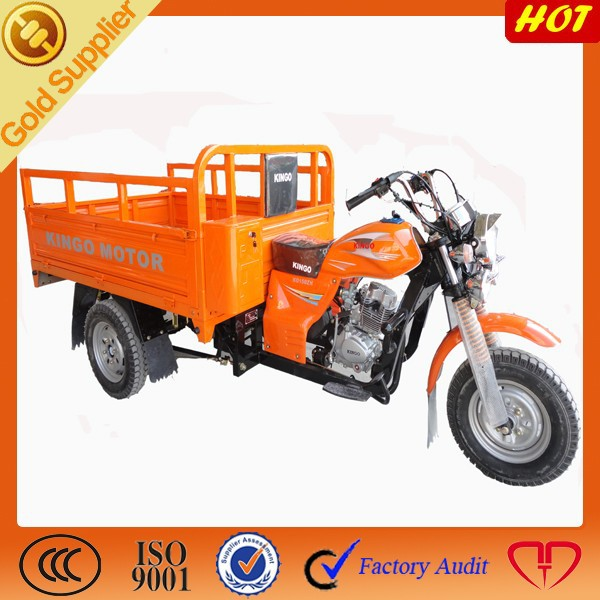 Three wheele motorcycle for cargo truck