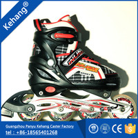Wholesale china new design colorful profession skate roller rollerblade