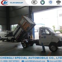 FOTON mini self-loading garbage collection vehicle