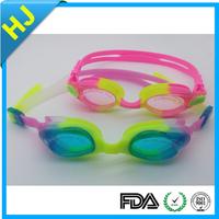 New Design waterproof swim goggles made in China
