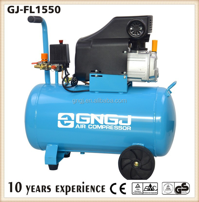 Spray Painting With A Compressor Part - 32: 50l Portable Air Compressor For Spray Painting With Wholesale Price - Buy Spray  Painting Air Compressor,Electric Portable Air Compressor,Air Compressor 50l  ...