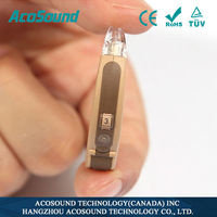 AcoSound Acomate 410 BTE Standard Top Sale Deaf Well Sale Digital Manufacture Ear Aid visual aids