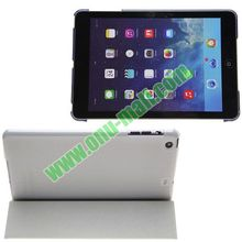 2 in 1 Detachable 3-folding Polyurethane Material Magnetic Smart Cover with crystal back cover for iPad Mini with Holder