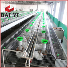(Factory)3 or 4 layers welded wire mother rabbit cages 20 years lifetime