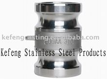 type AA stainless steel coupler, hydraulic shaft couplings