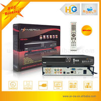 Az America S930 HD Dual Tuner Nagra3 Channels AzAmerica S930A free SKS & IKS LAN for south america