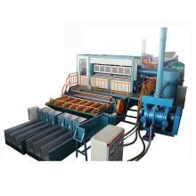 Paper Pulp Egg Tray Machine Waste Paper Egg Plate Molding Machine Energy Saving Semi-auto Egg Plate