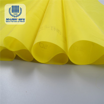 140 monofilament polyester screen printing mesh