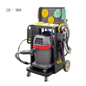 Car body center dry sanding machine for automobile car paint sanding dust free machine
