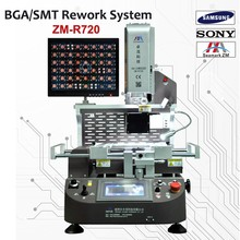 2017 new product rework station bga ZM-R720 bga welding machine and free one solder ball leaded sn63/pb37
