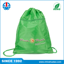 Fugang Wholesale design your own drawstring backpack bag for girls with zipper pouch