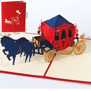 Pop Up Card Template Suppliers And Manufacturers At Alibaba