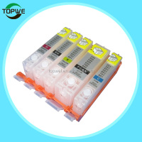 Refillable ink cartridge PGI750 CLI751 for Canon MG6370(GY)