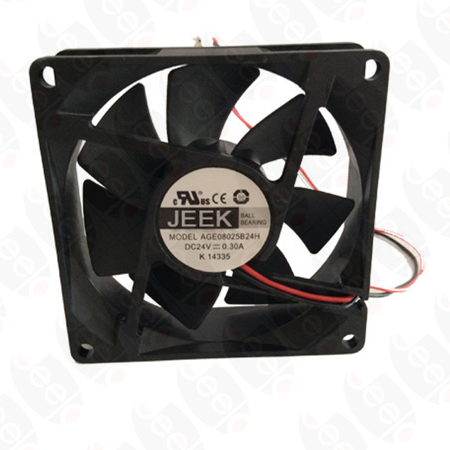 8025 80*80*25Mm 24V Brushless dc axial fan