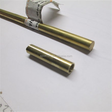 Alibaba manufacture brass ground dowel pin, hollow pin shaft pin