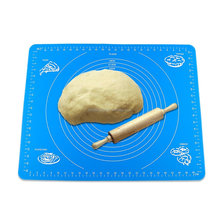 Benhaida Hot Selling FDA Silicone Baking Mat,Nonstick Pastry Baking Tools with Measurement