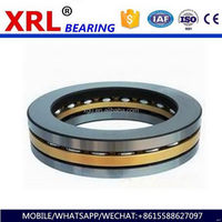 Best quality professional large size thrust ball bearings 51111