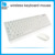 latest 2.4G wireless Multimedia mouse and keyboard wireless keyboard set