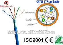 ftp cat5e bare copper/cca/ccam/ccau lan cable
