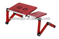 Folding Design Portable Notebook Desk,Adjustable Notebook Table,Notebook Stand