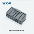te electric car 26 pin female pbt connector in stock 917992-1