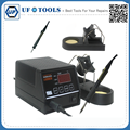 wholesale LODESTAR L40802D Digital display Lead-free Welding station 80W Intelligent thermostat Password lock function